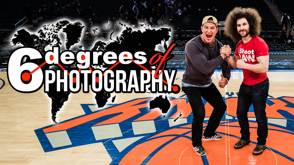 6 Degrees Of Photography