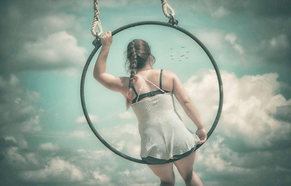 Jans Hirondelles aerial ring