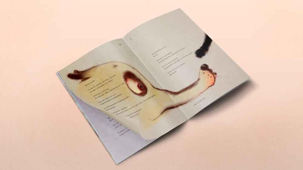 Dichter |Uitgeverij Plint |Studio Monnikenwerk |Job van Gelder ©