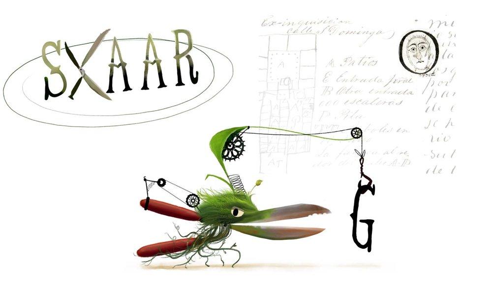 Character design | Job van Gelder | © Studio Monnikenwerk