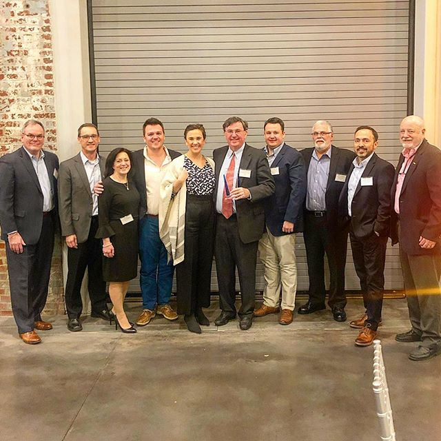 So proud of our team for winning Excellence in Lean Manufacturing at the 2019 Providence Buisness News Awards #pbnmfg
