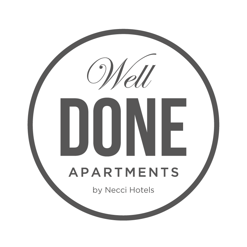 well done apartments in rome