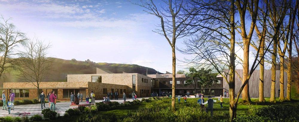 Ysgol Bro Hyddgen - Powys County Council