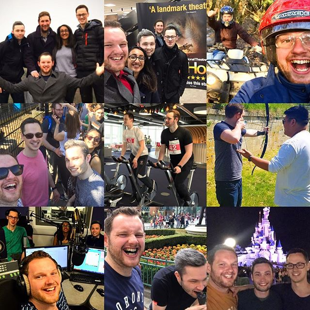 Thank you 2018 for the family and friends I have, old and new. They mean everything to me.  While early, here's a collection of photos that mean a lot to me and highlight my year of attending Stag dos, weddings, Disney, War Horse the NFL London Games, Brussels and loads more.