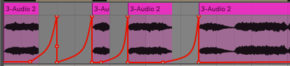 You can also get more adventurous and add multiple peaks and valleys to add even more movement. Here is a quick variation i did to give you an idea