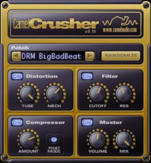Camel Crusher by Camel Audio