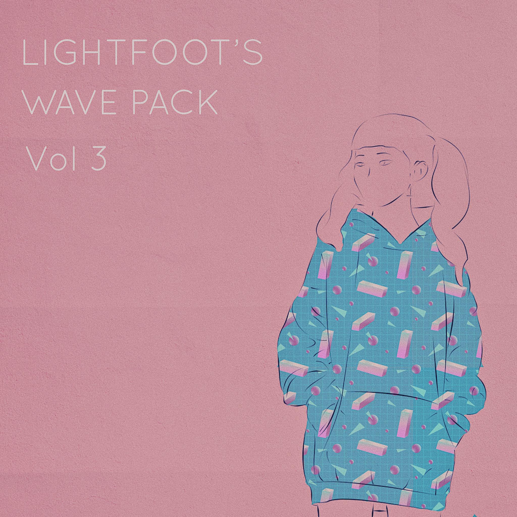 Lightfoot's Wave Pack vol 3 — Lightfoot