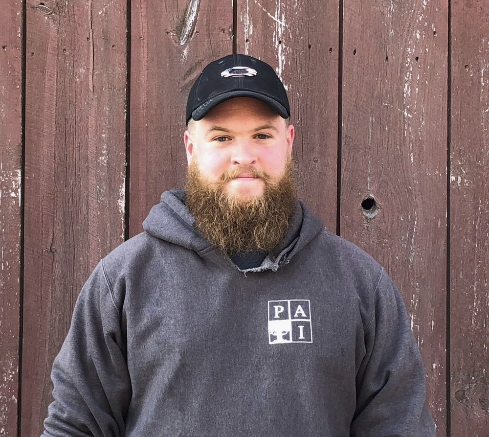 Ben Lohmann,Foreman - Construction ForemanBen joined the PAI Team in 2017. He was born and raised in New Hampshire and served fives years in the Marine CorpsIn his free time, Ben enjoys playing softball and spending time with his family.
