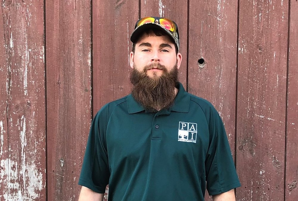 Herb Paradie - Construction ForemanHerb joined the PAI Team in 2013.In his free time, Herb enjoys hunting, fishing, and spending time with his wife and kids.