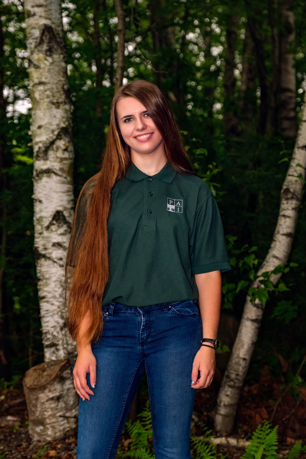 """""""The Hands-On experience and guidance I received as an intern was incredible""""  - - Maria, Landscape Design Intern 2018"""
