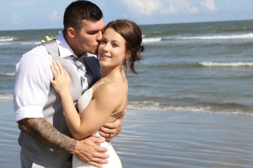 Beach Wedding on Isle of Palms