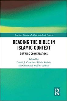 This volume edited by the Reading the Bible in the Context of Islam project team explores the ways in which an awareness of Islam and the Qur'an can change how the Bible is read. The contributors come from both Muslim and Christian backgrounds, bringing various levels of commitment to the Qur'an and the Bible as Scripture, and often have significantly different perspectives.  The book was launched on 15th March, 2018. Scroll down this page to watch the launch.