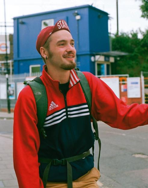 Ruben, 24, Bike Mechanic - By Tolu Oshodi