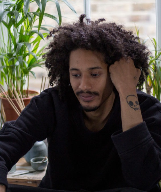 Kaine, 26, Creative Photographer & Visual Artist - By Tolu Oshodi