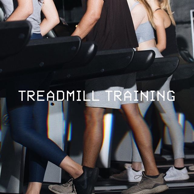 Have you tried our treadmill training class yet? It's perfect for all fitness levels (no need to be a marathon runner 😉) and is a great addition to your workout routine!