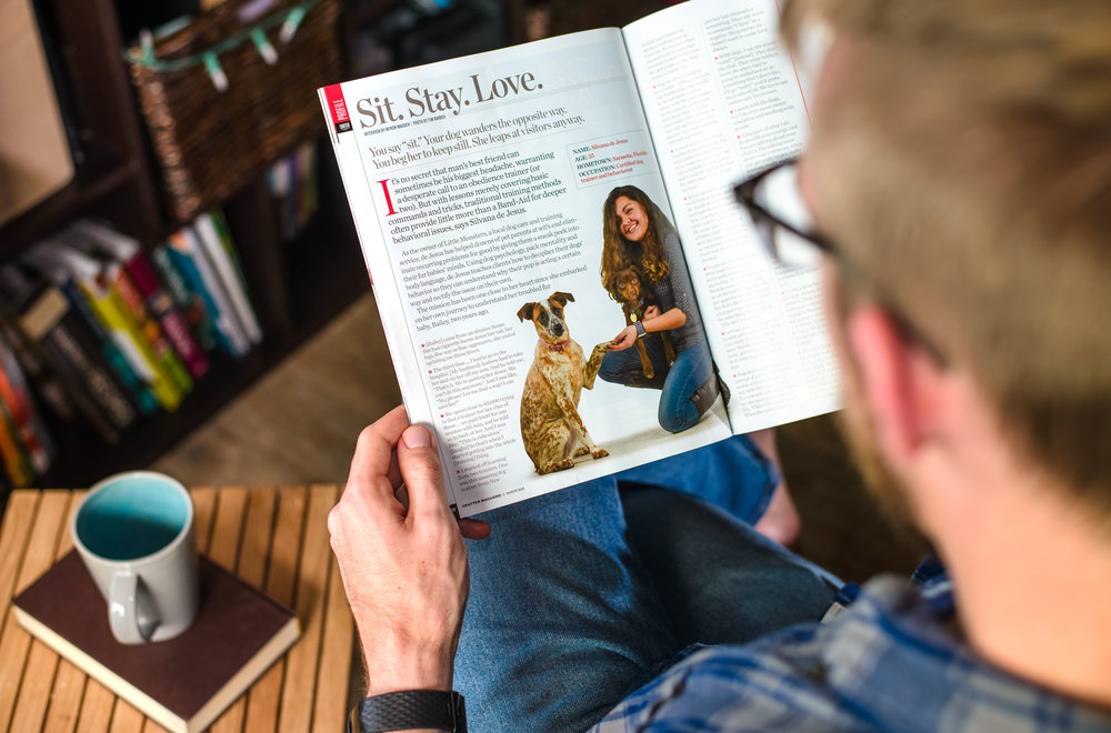 Featured in Chattanooga Times Free Press' Chatter Magazine - Click here to read the full article