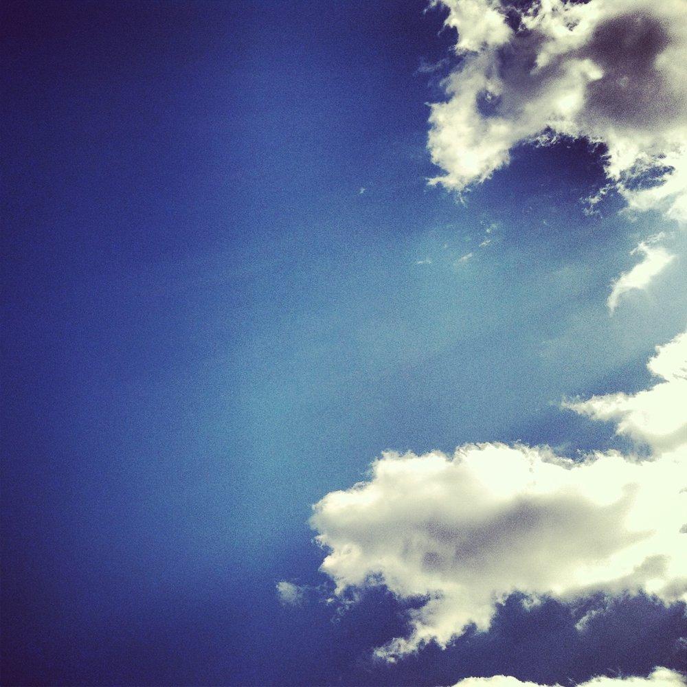 under the blue sky.JPG