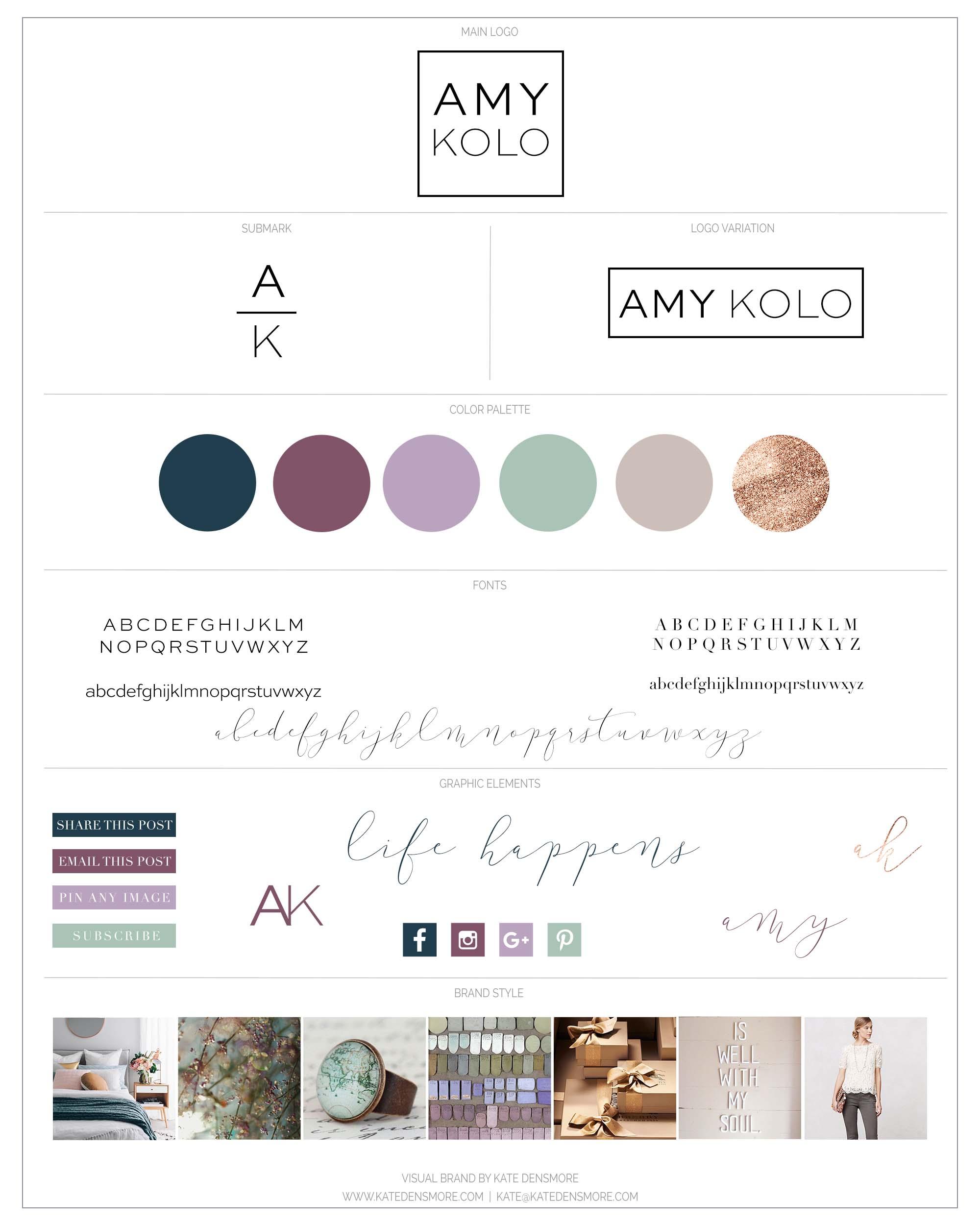 AmyK_BrandingBoard