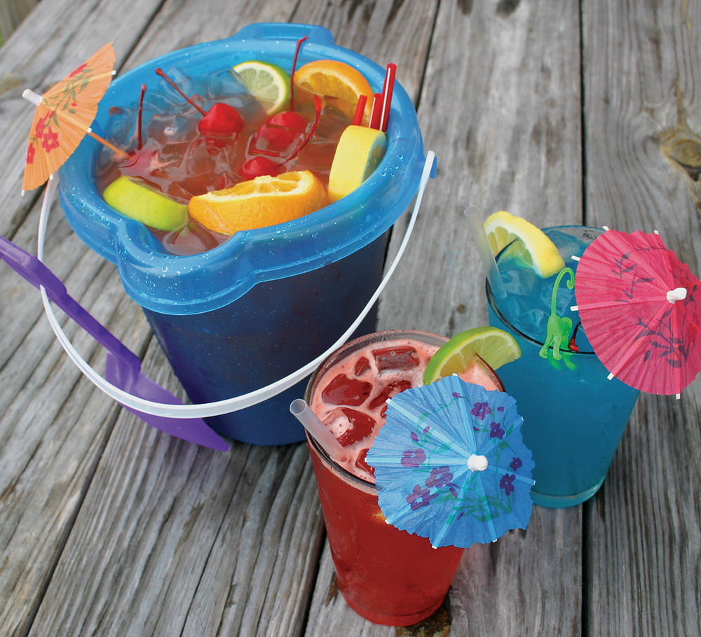 Bull Shark Party Bucket