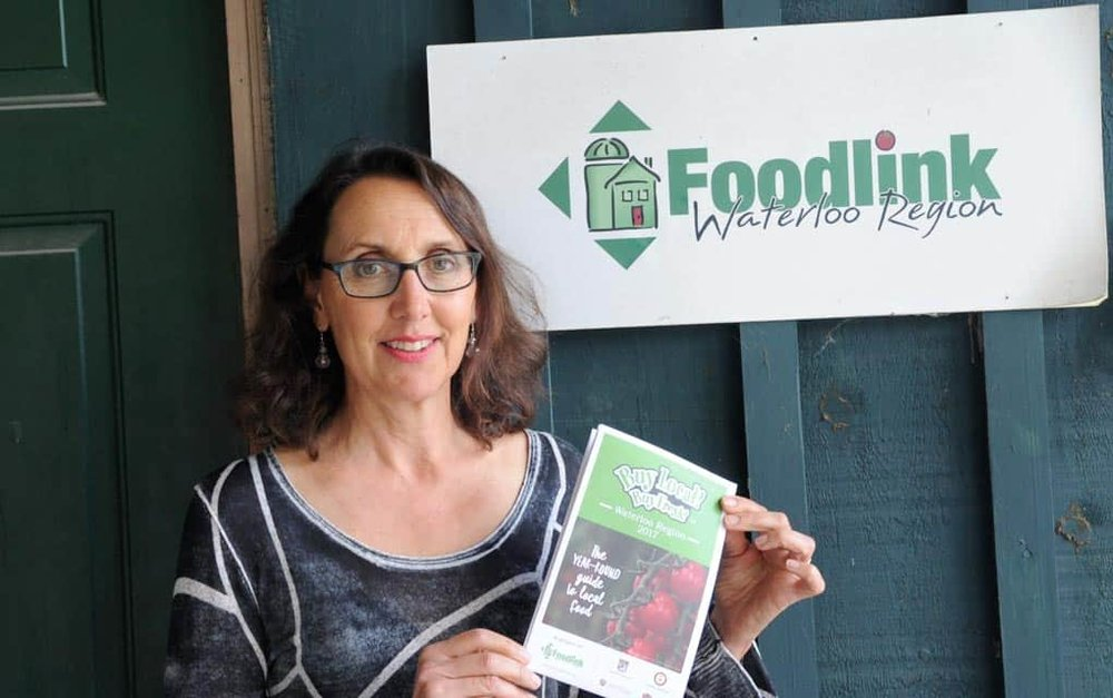 Anna Contini, Manager   Anna joined the Foodlink team in 2007 as Project Coordinator and became Manager in 2011. She is responsible for day-to-day operations and overseeing the organization's projects and services. This includes planning and organizing Foodlink's annual Taste Local! Taste Fresh! event, co-ordinating the Buy Local! Buy Fresh! map as well as a variety of communications, marketing and public relations activities. She is a communications graduate and brings a diverse array of work experience in writing, project management and event planning. Anna lives in Fergus with her husband where she enjoys cycling, running, fitness, healthy local eating and the great outdoors.