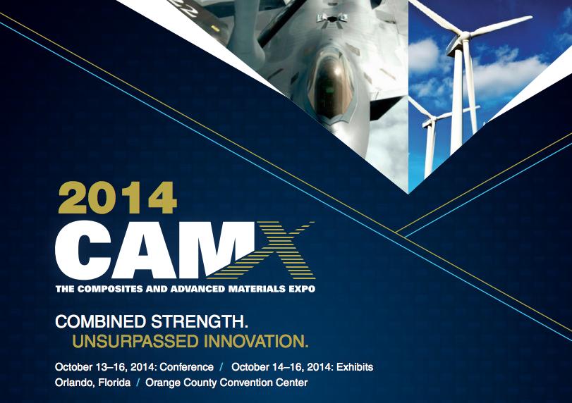 CAMX 2014 Flyer