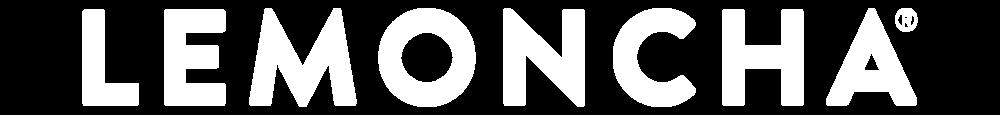 Lemoncha Logo White