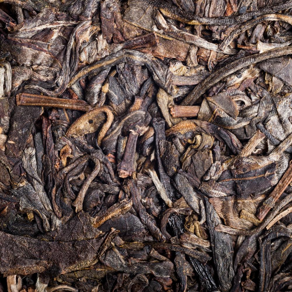 Lemoncha – PuEr Tea