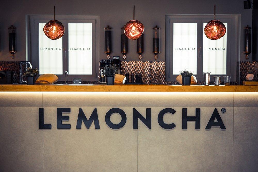 Bar à thé Lemoncha de Nyon