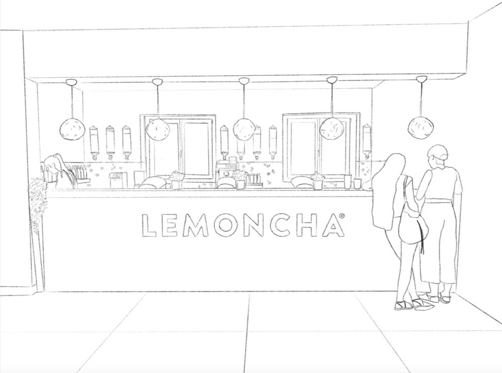Croquis Lemoncha
