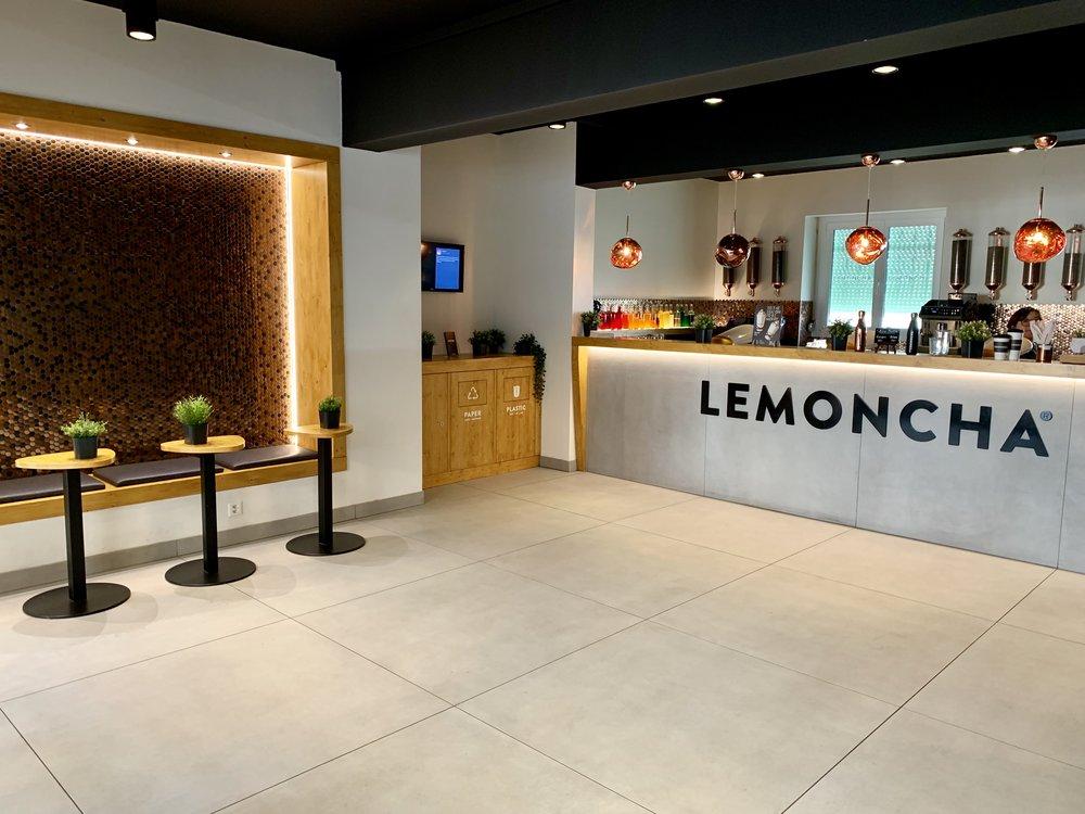 Bar à thé Lemoncha Nyon