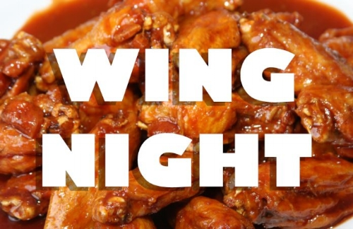 wing night.JPG