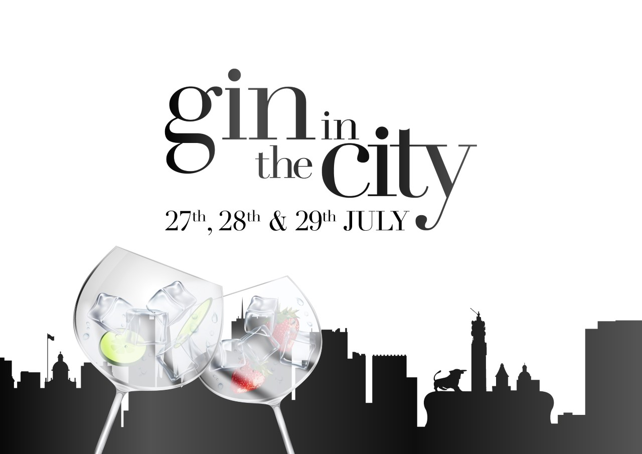 GIN IN THE CITY