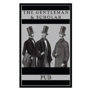 The Gentleman & Scholar, Hyatt Hotel