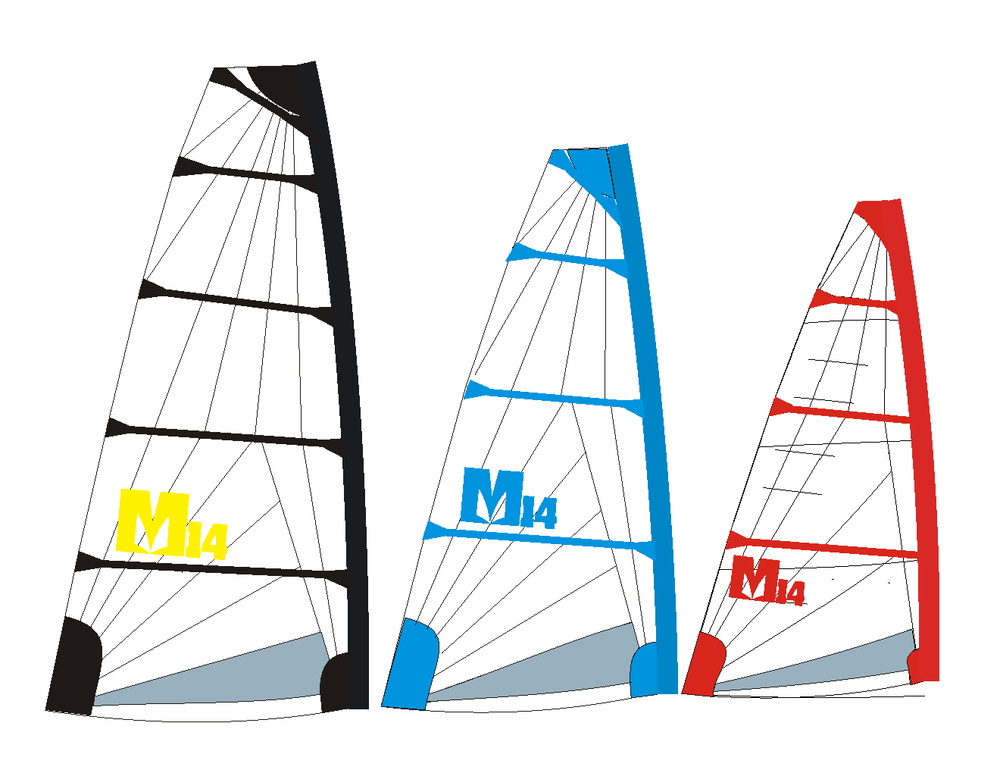 Melges 14 Sail Plan.png