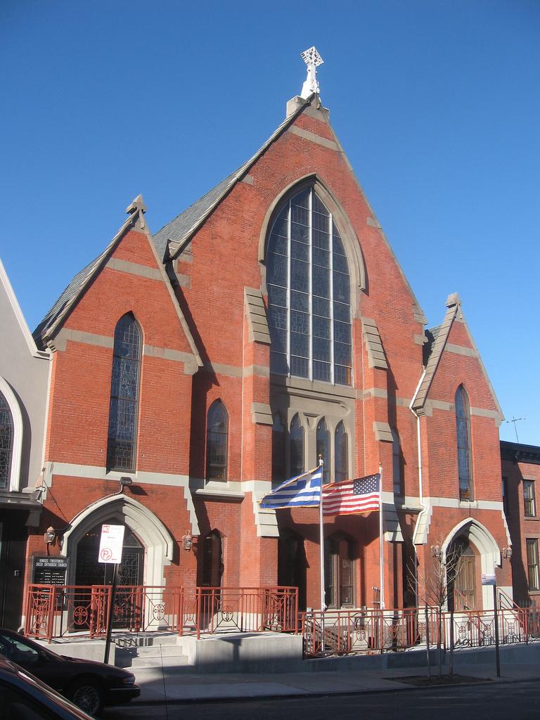 Parish History -