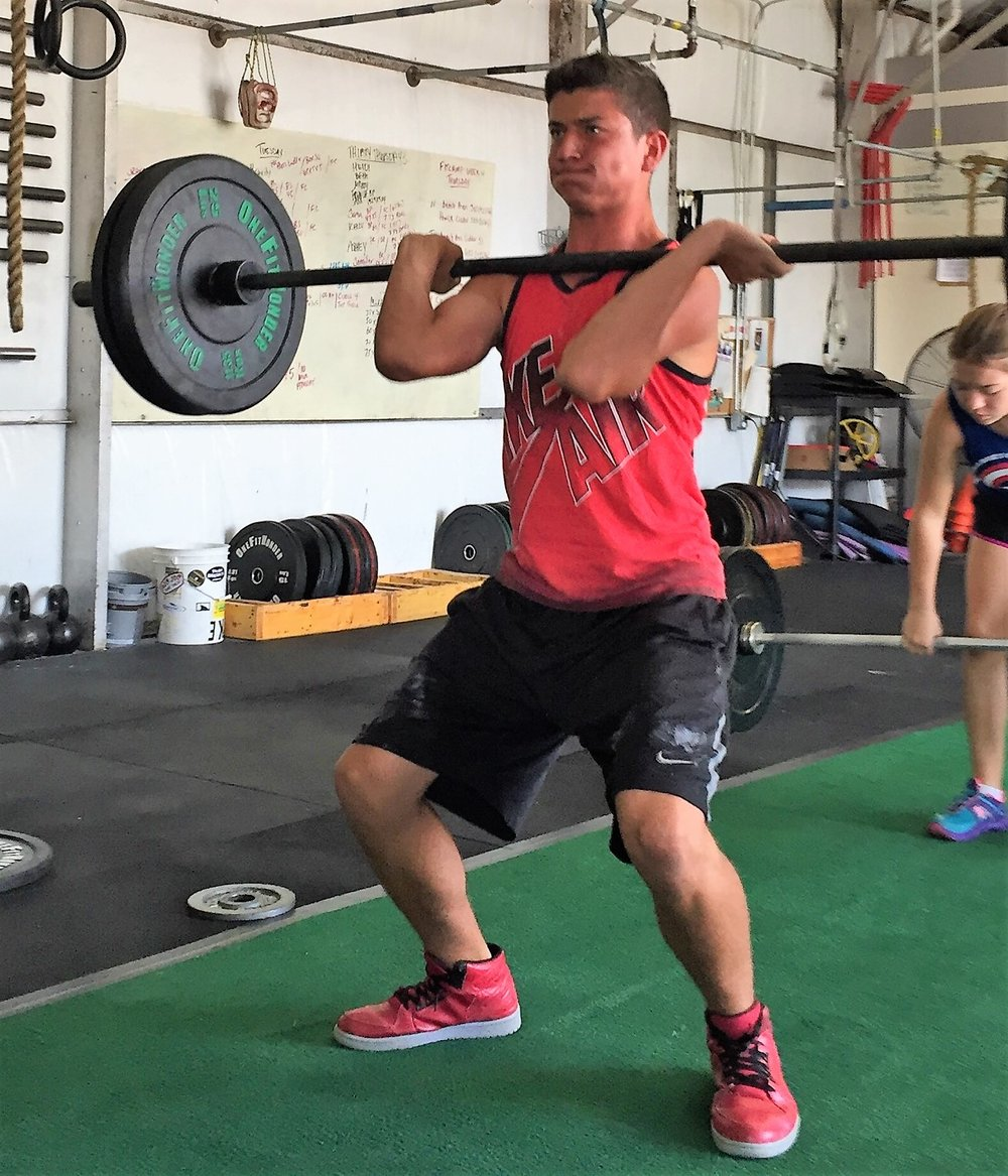 Student S&C Camp 2018 - June 5th-August 2nd