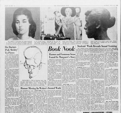 Indy Star 1956 - Story from July 15, 1956