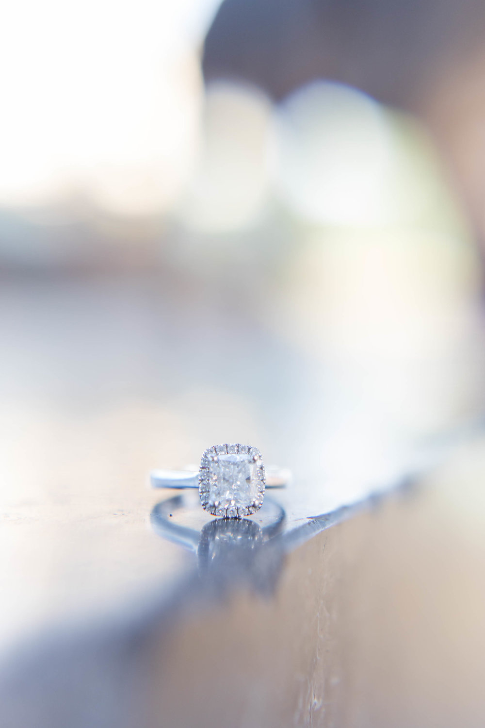 Engagement Ring | Richmond VA Wedding Photographer - MJ Mendoza