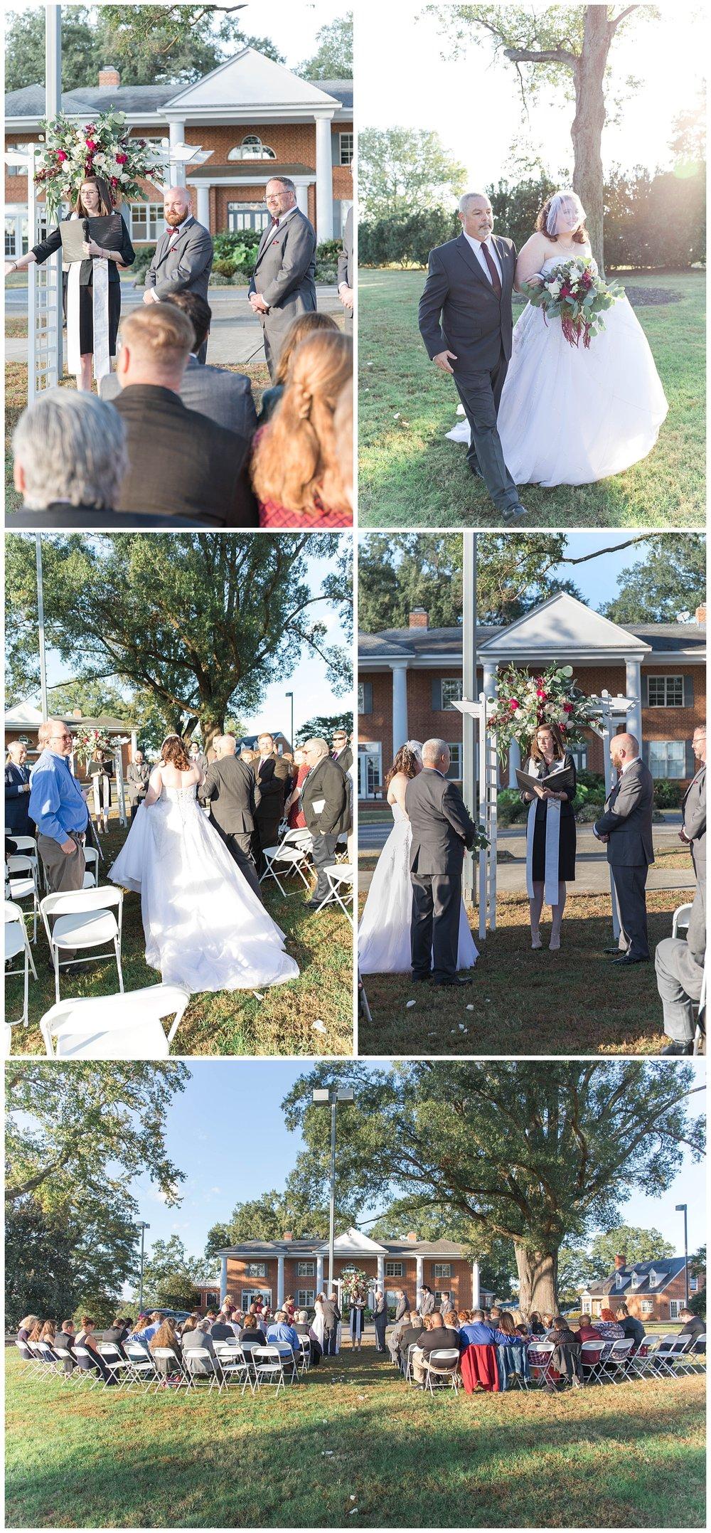 Richmond VA Wedding Photographer - MJ Mendoza | Meadow Event Park Wedding