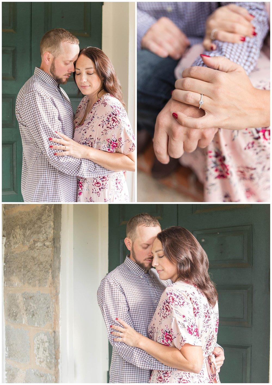Richmond VA Wedding Photographer - MJ Mendoza | Forest Hill Park Engagement Session