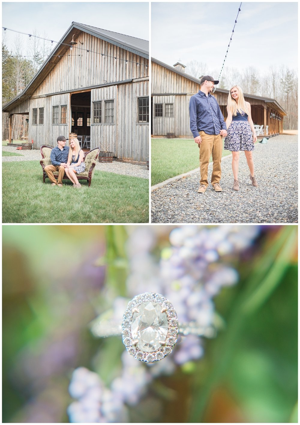 Virginia Engagement Photographer - MJ Mendoza Photography