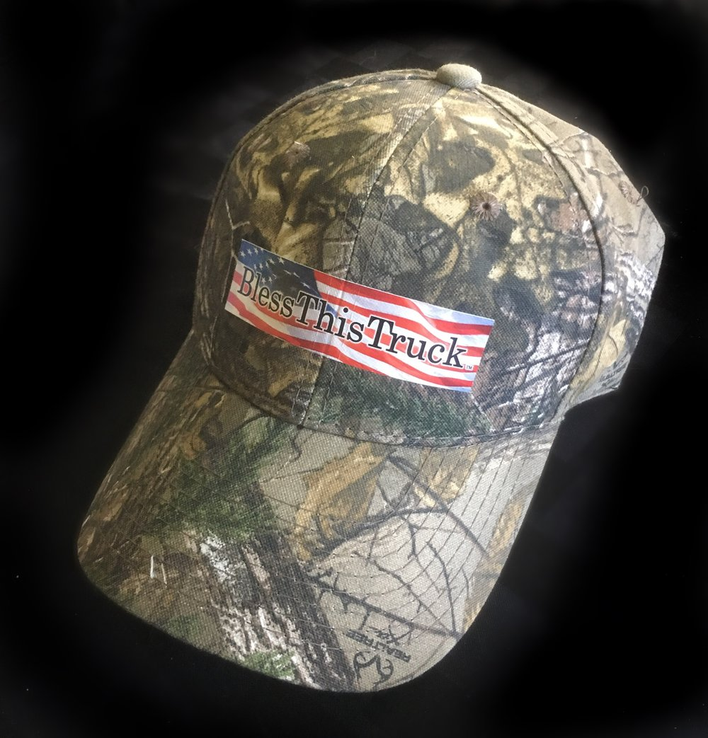 BLESS THIS TRUCK® Baseball Cap — blessthistruck® 03a0baba2f7