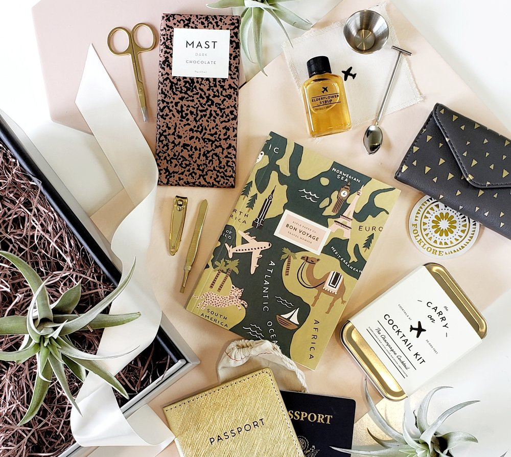Curated Gift Boxes That Give Back Travara