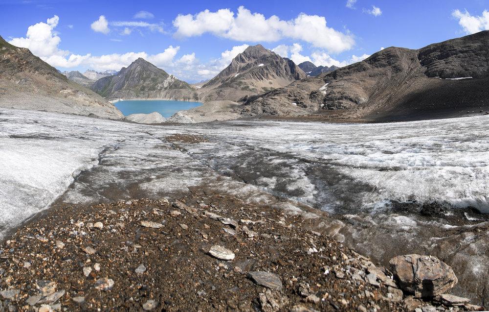 Gries Glacier