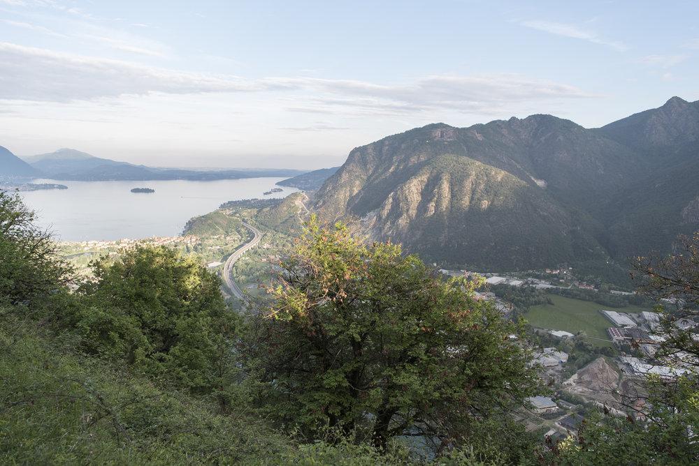 Panorama dalla Polveriera