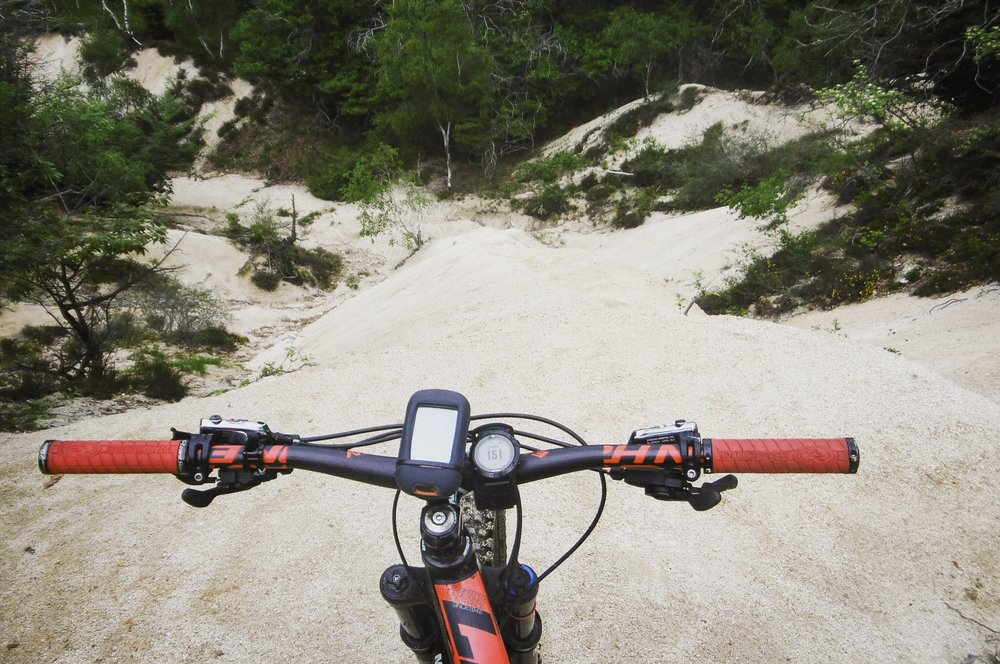 Unique descent that only Mottarone can offer !