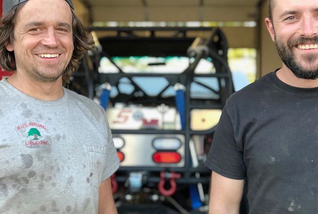Meet Austin & Jayce 👋 : the super dusty crew behind Wolf Fab.