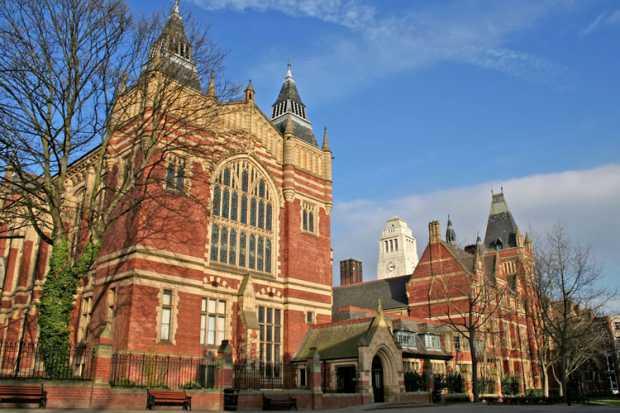 University Of Leeds.