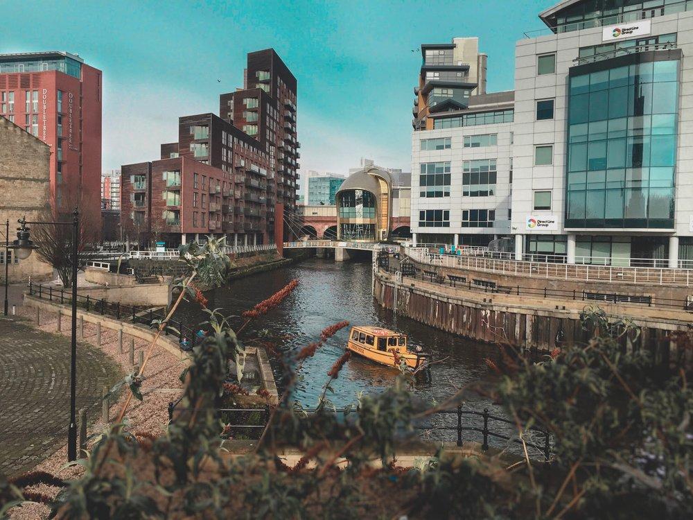 Leeds, excelente destino para intercâmbio.