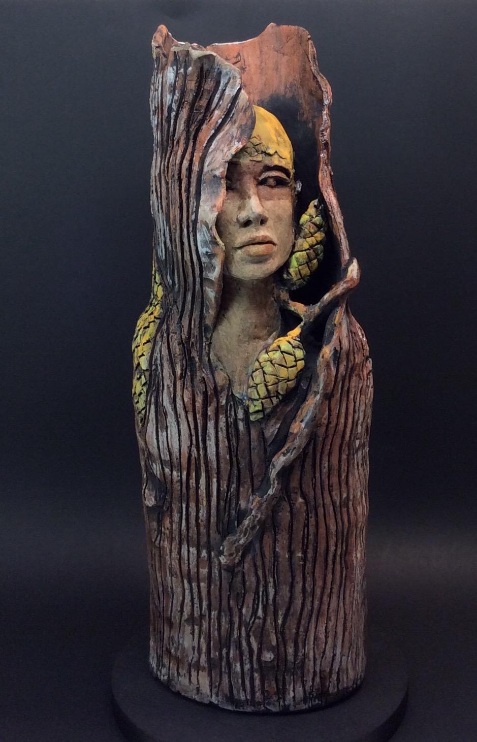 Ceramic Sculpture - Portrait